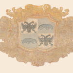 Un altro stemma della villa